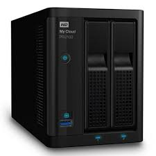 NETWORK ATTACHED STORAGE My Cloud PR2100 0TB