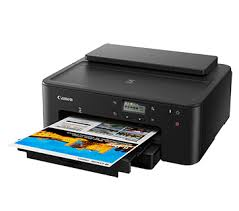 CANON INKJET PHOTO PRINTER TS707